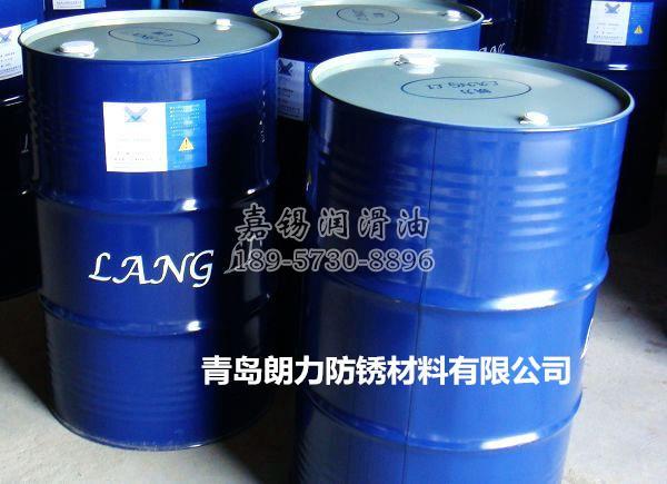 选择防锈油的考虑的因素